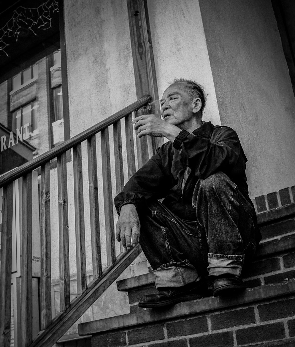 Photograph Stoop by Shay Allen on 500px