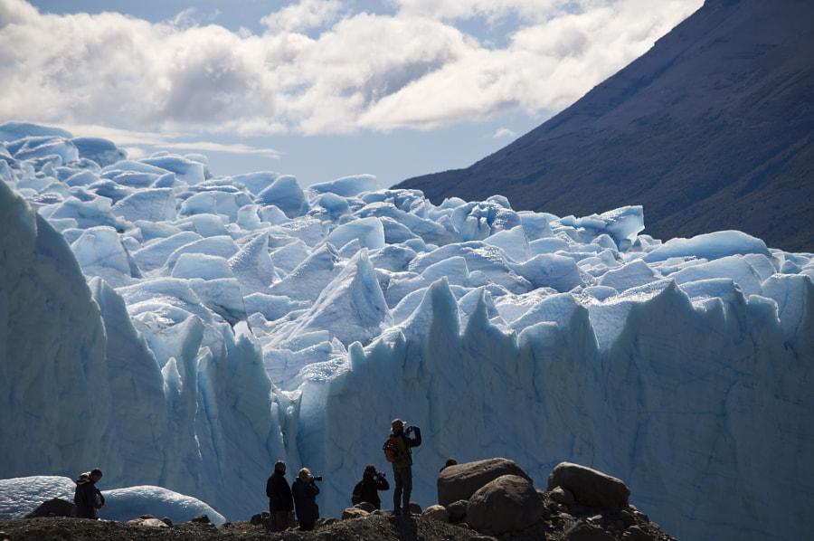 Perito Moreino Glacier