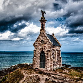 Chapelle St Michel by Christophe Clarysse on 500px.com