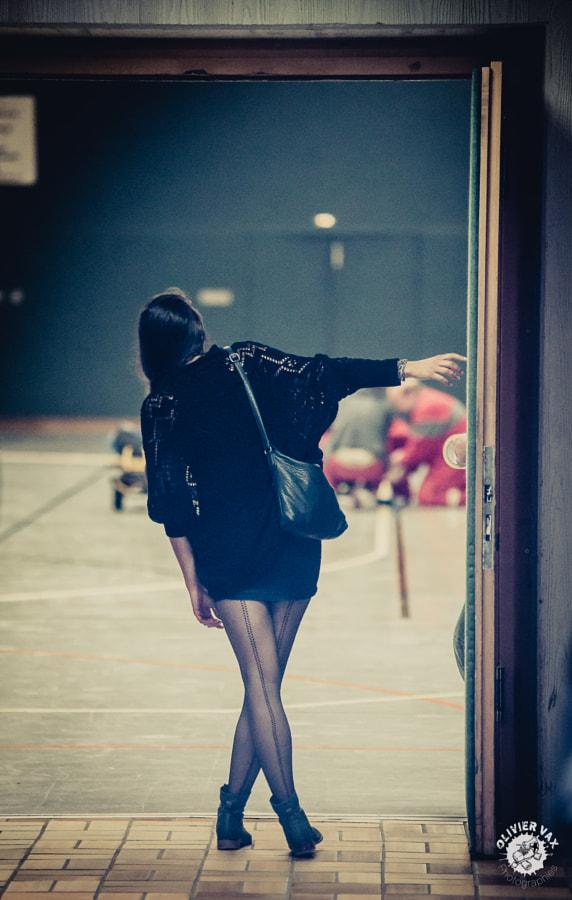 Roller Derby © Olivier Vax