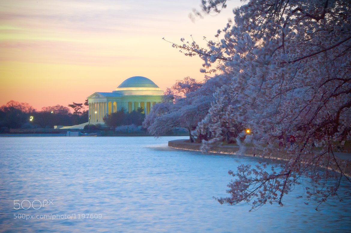 Photograph Jefferson Memorial by Michelle Lee on 500px