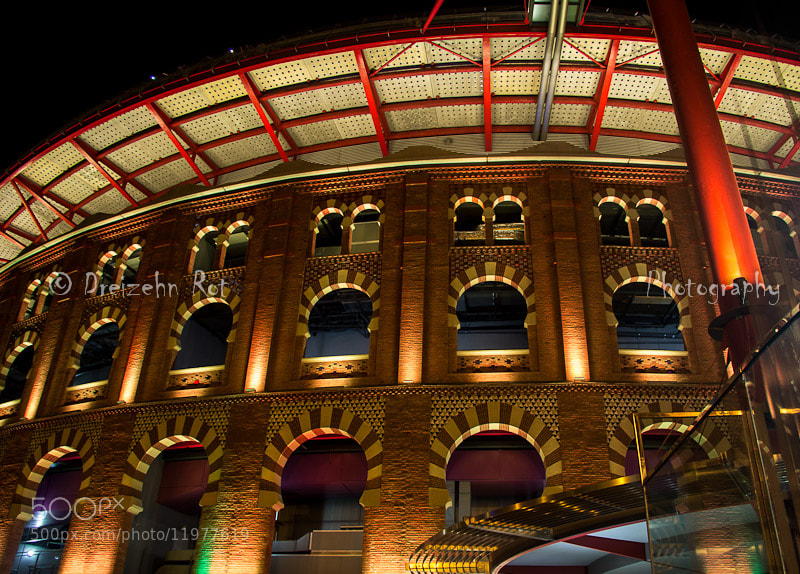 Photograph plaza de toros  by emilio rubio on 500px