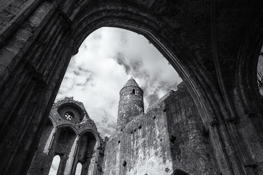 Photograph Rock of Cashel by Pat Benson on 500px