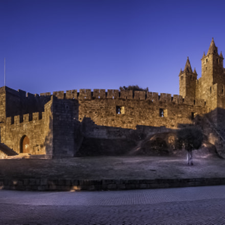 Castle Pano