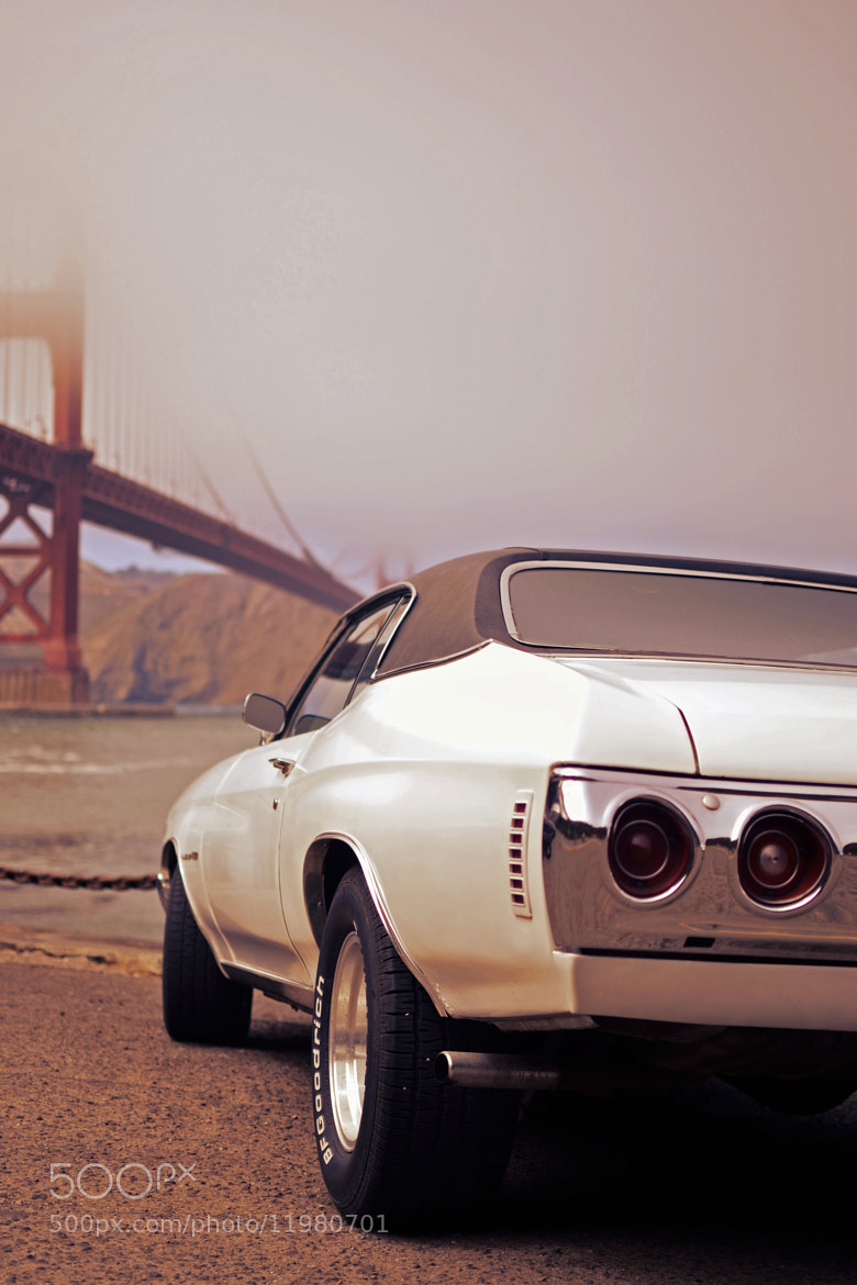 Photograph '71 chevelle II by Sean Stawicki on 500px