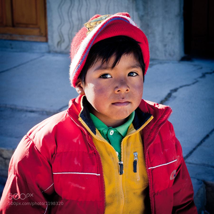 Bolivian Boy by carlos restrepo (carlosrestrepo) on 500px.com