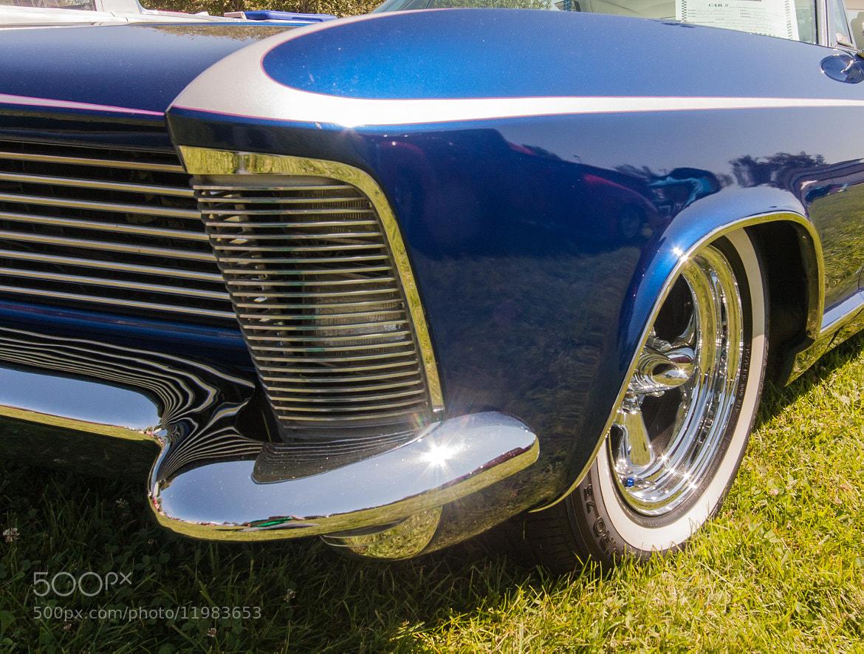 Photograph Blue Hot Rod by Jason Wehmhoener on 500px