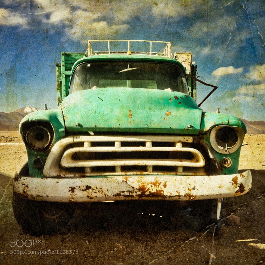 Truck by carlos restrepo (carlosrestrepo) on 500px.com