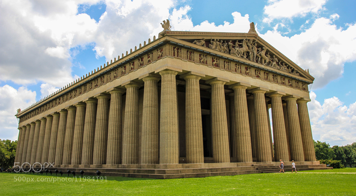 Photograph The Parthenon by Rajesh Gunasekaran on 500px