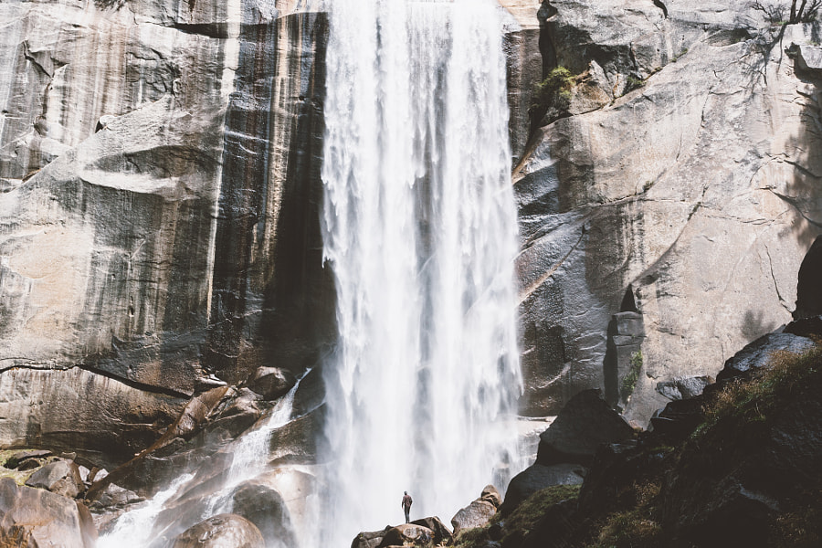Vernal Fall by Rob Sese on 500px.com