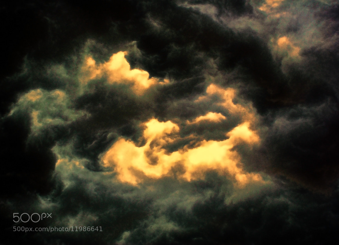 Photograph Cloud Cauldron by Dave Linscheid on 500px