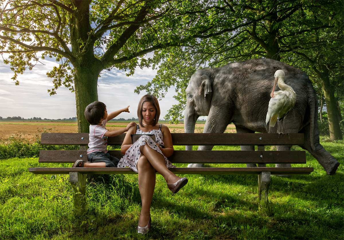 Photograph Mamaaaaaa by Adrian Sommeling on 500px