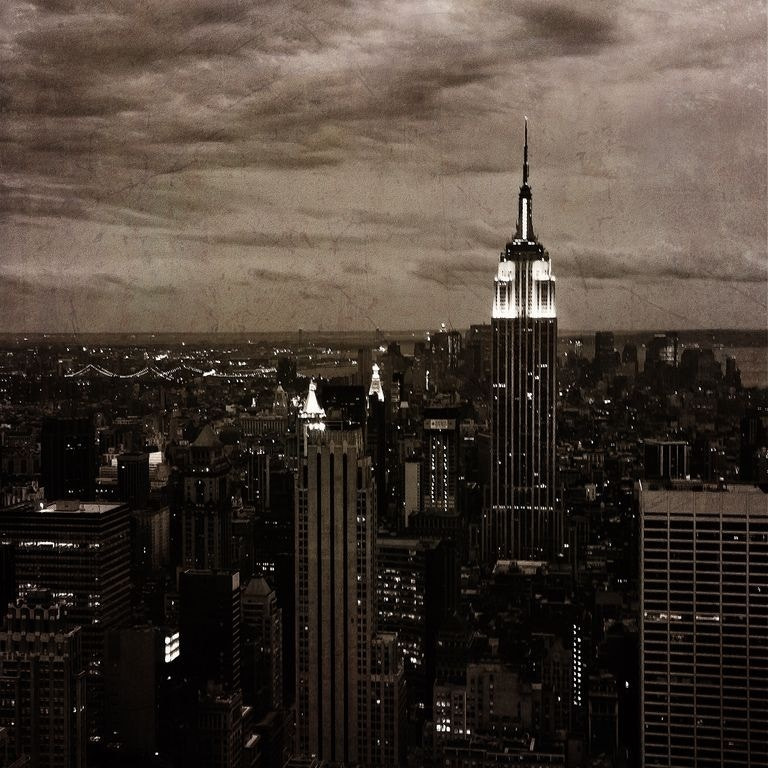 Photograph Empire State by Bonnie Cameron on 500px