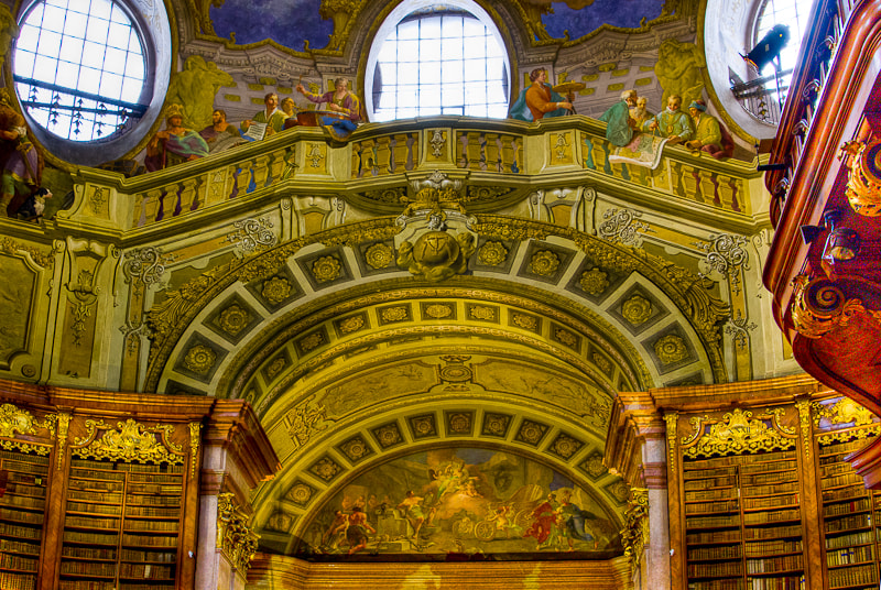 Photograph The Library by  DECK on 500px