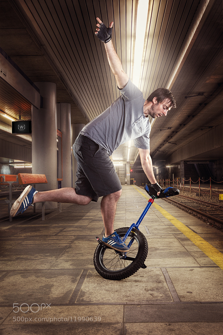 Photograph unicycle by Werner Burgstaller on 500px