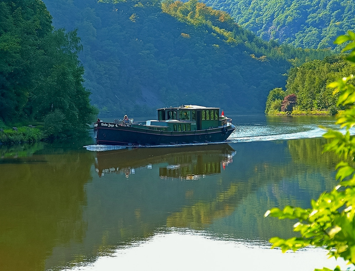 Photograph River Cruiser by Tom LeRoy on 500px