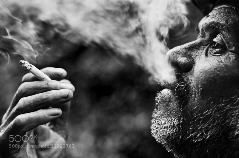 Photograph Smoke by Guy Cohen on 500px