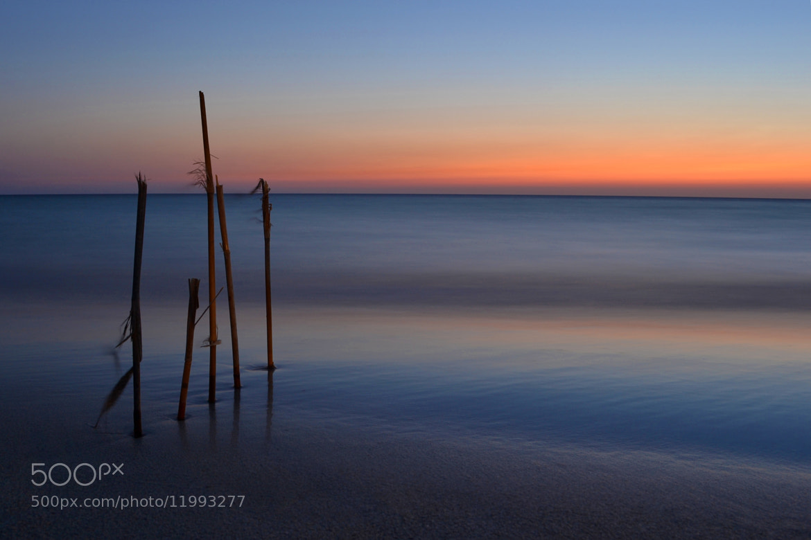 Photograph Peaceful sunset by Adel Esmael on 500px