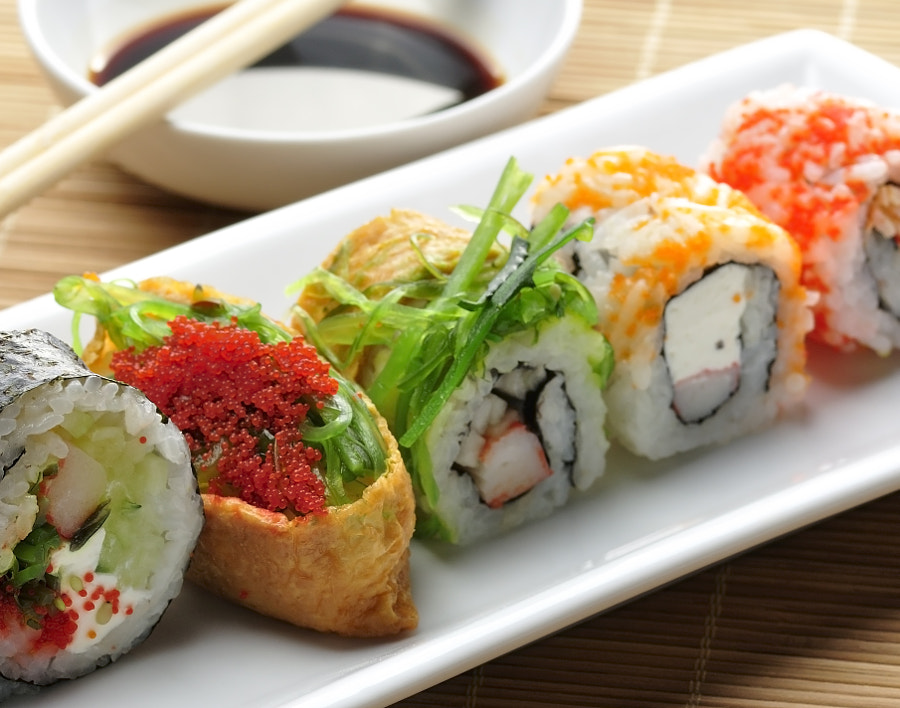 Http Www Pbs Org Food The History Kitchen History Of Sushi