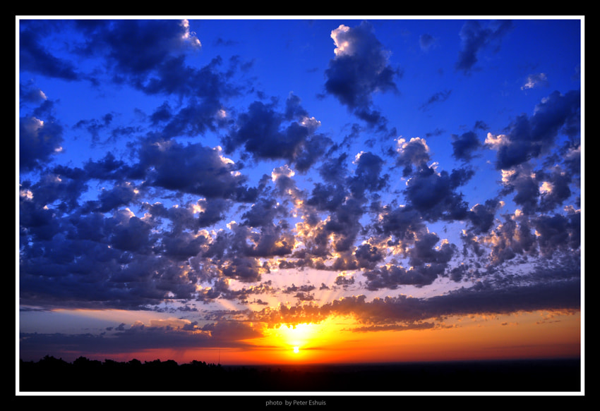 Photograph sunday sunrise by peter eshuis on 500px
