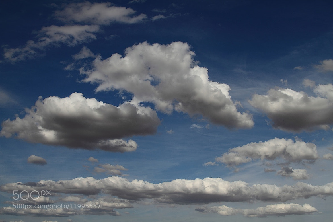 Photograph Seventh sky by Sylvie Houtmann on 500px