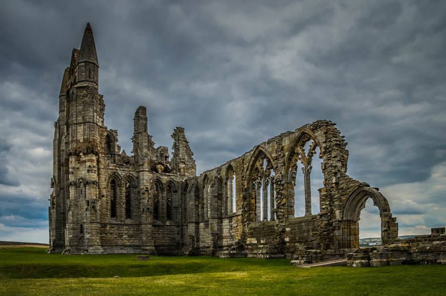 Whitby Abbey by Rita Baker on 500px.com