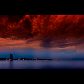Under the blazing sky by Marek Czaja (MarekCzaja)) on 500px.com