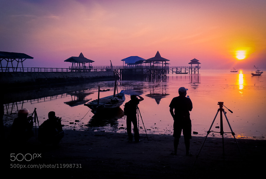 Photograph Sunrise chaser by Wawan Gilang on 500px