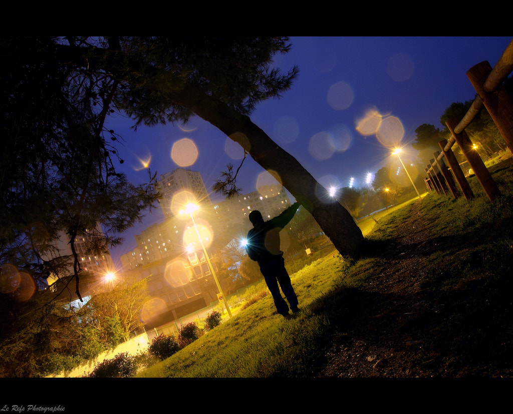 Photograph Rainy night by Le Refs on 500px