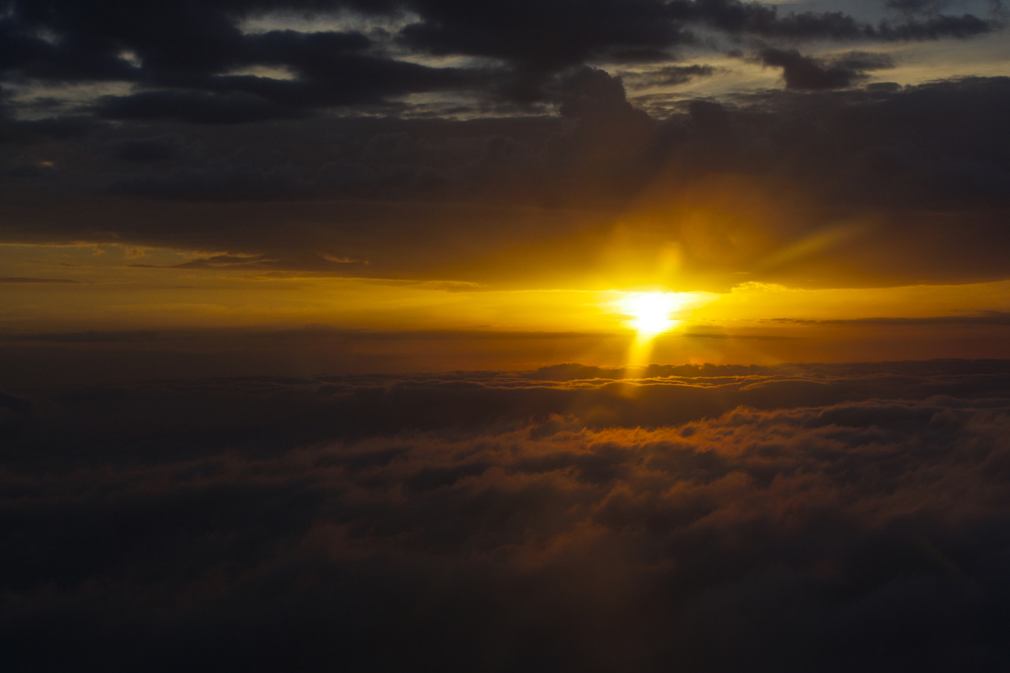 Photograph Sunset in the air by Marco Guerreiro on 500px