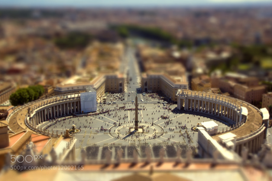 Photograph Vatican by Chiranjib Ghorai on 500px