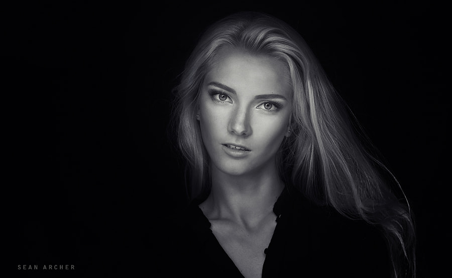 Maria by Sean Archer on 500px.com