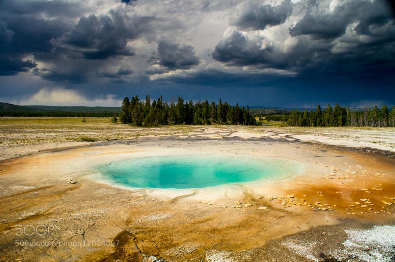 Photograph Opal Pool by Mars Tanumihardja on 500px