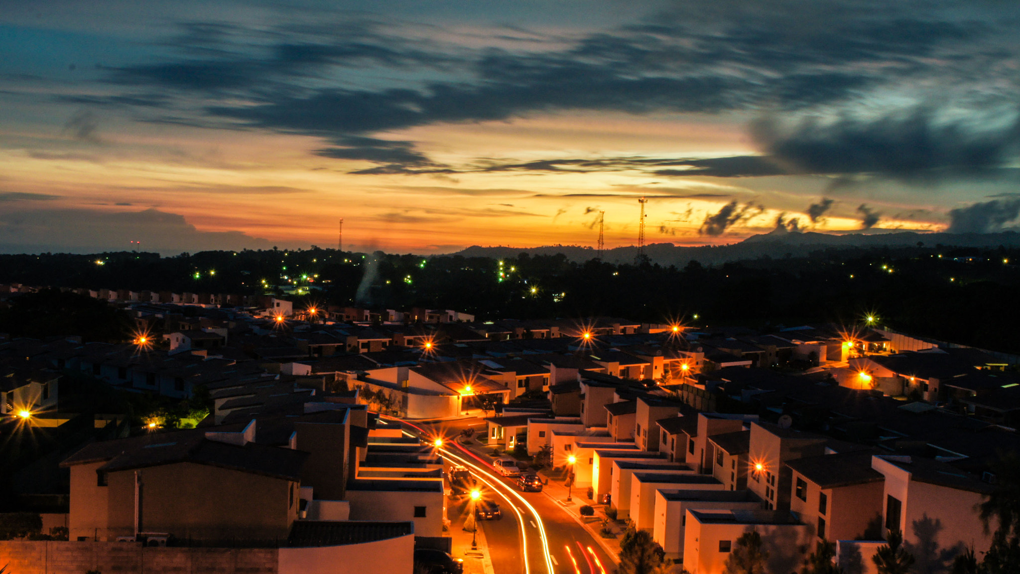 Photograph In the suburbs by Erick Chévez Rivera on 500px