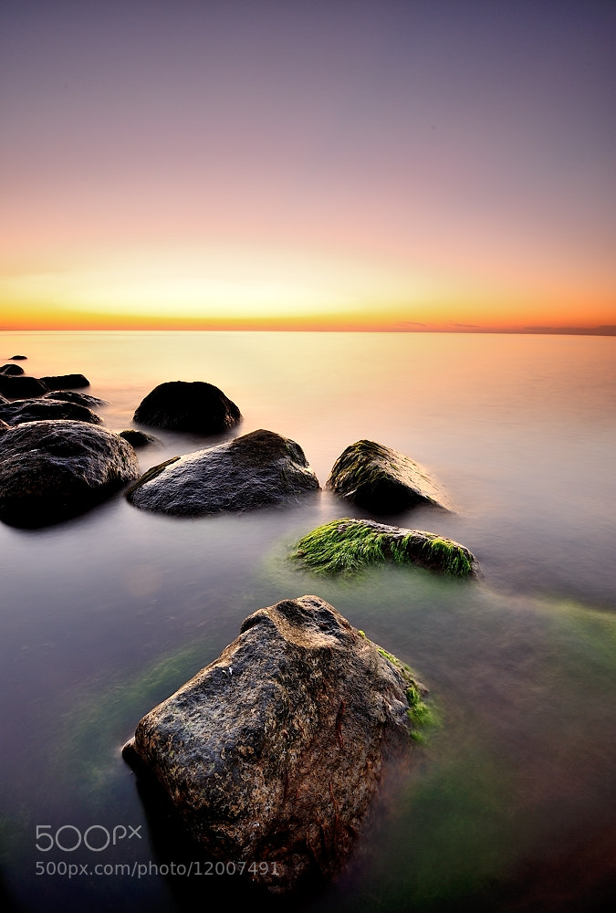 Photograph Beach Stones  by Adam  on 500px