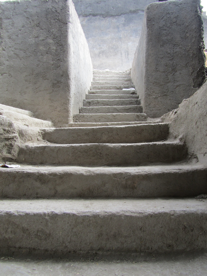 Photograph Fez, Marocco, stairs by Yellie Kassie on 500px