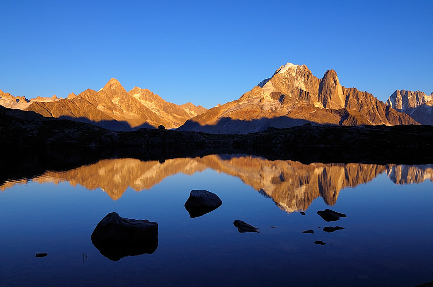Photograph Lac des Chéserys by Marco Barone on 500px