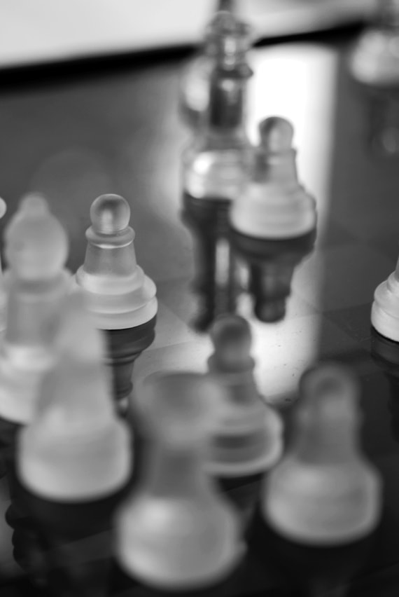 Photograph A pawn by Victoria Lyasota on 500px