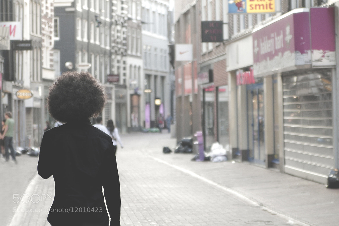 Photograph ORDINARY AFRO by Floriano Macchione on 500px