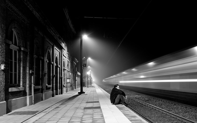 Photograph Last Passenger by Tim Corbeel on 500px