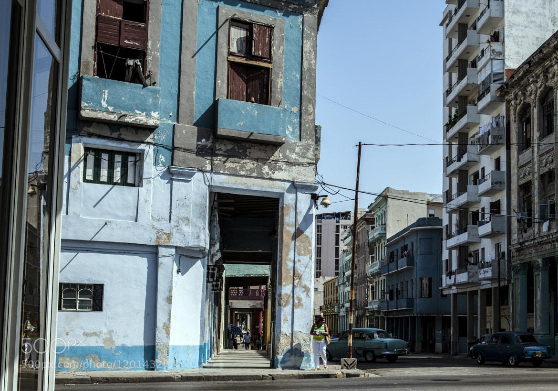 Photograph Havana Street 4 by Daniel Wewerka on 500px