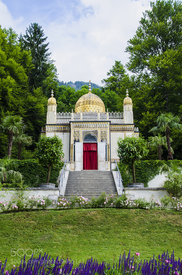 Photograph The Kiosk @ Linderhof by Chris Maven on 500px