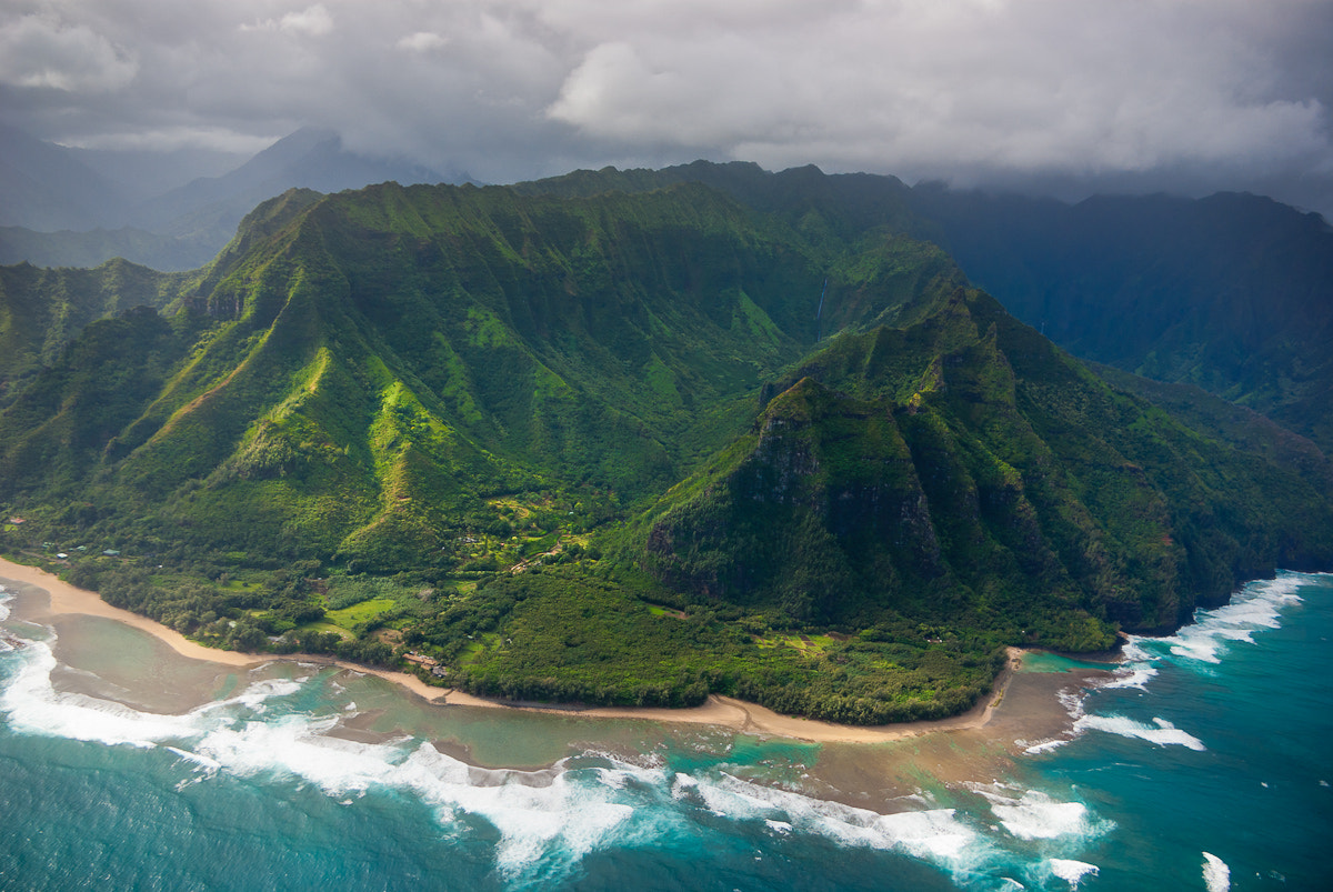 Photograph Kauai North Coast by Thorsten Scheuermann on 500px