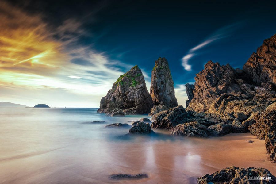 Photograph Rocks by Holger Glaab on 500px