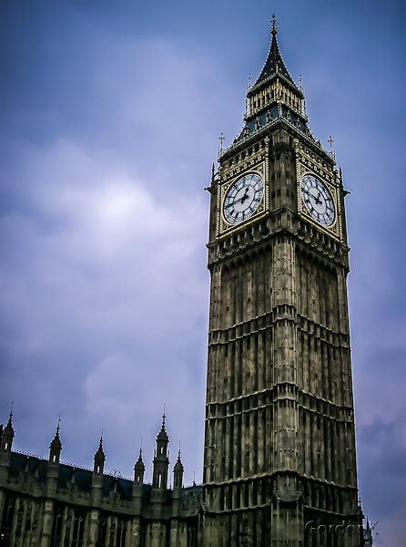 Photograph Big Ben by Gordonk -Photography on 500px