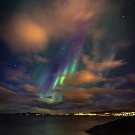 Aurora, the dazzling beauty