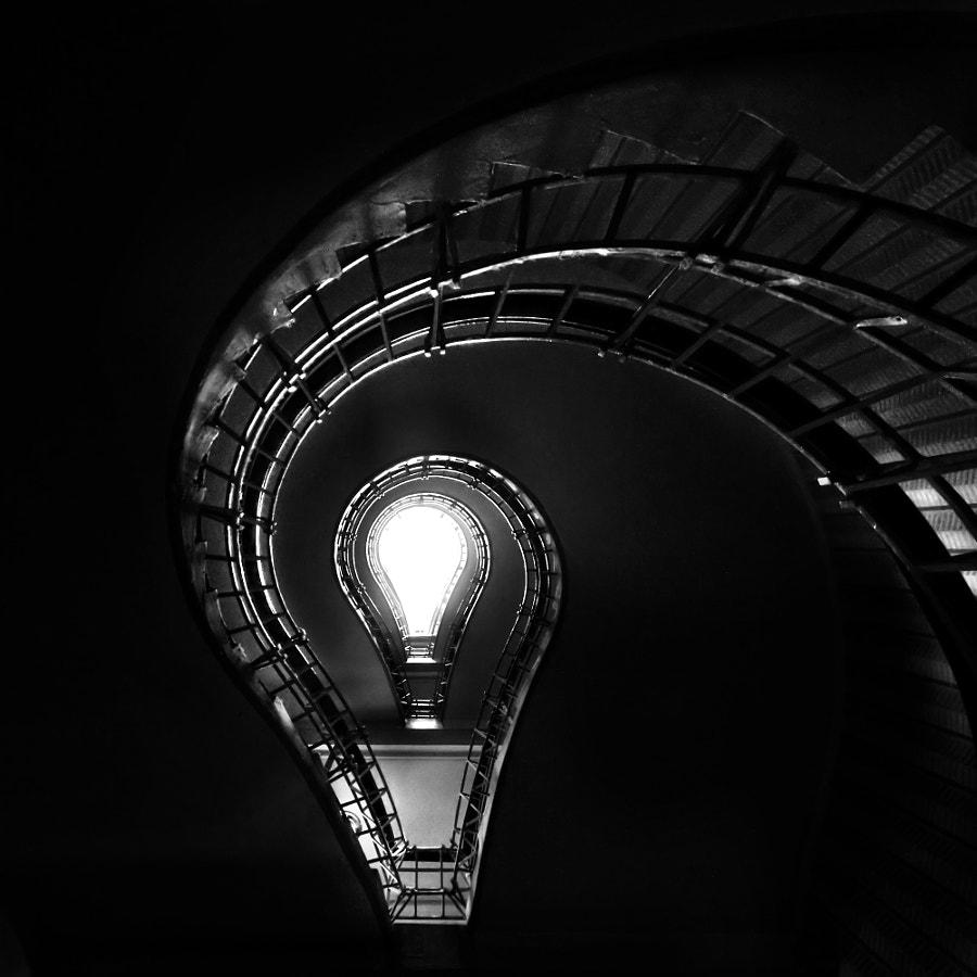Stairs by Joni Järvinen on 500px.com