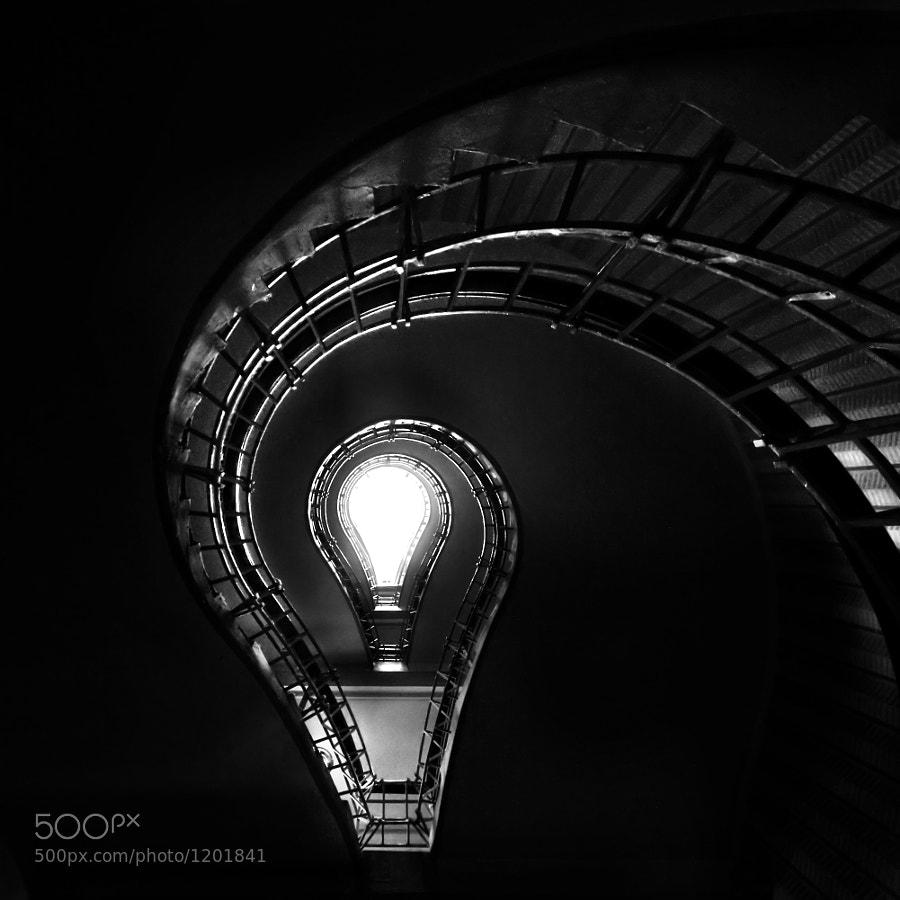 Stairs by Joni Järvinen (jorbe) on 500px.com