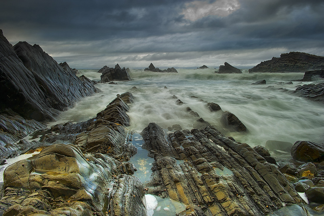 Photograph Wrecker`s Rocks by Dave Kitson on 500px