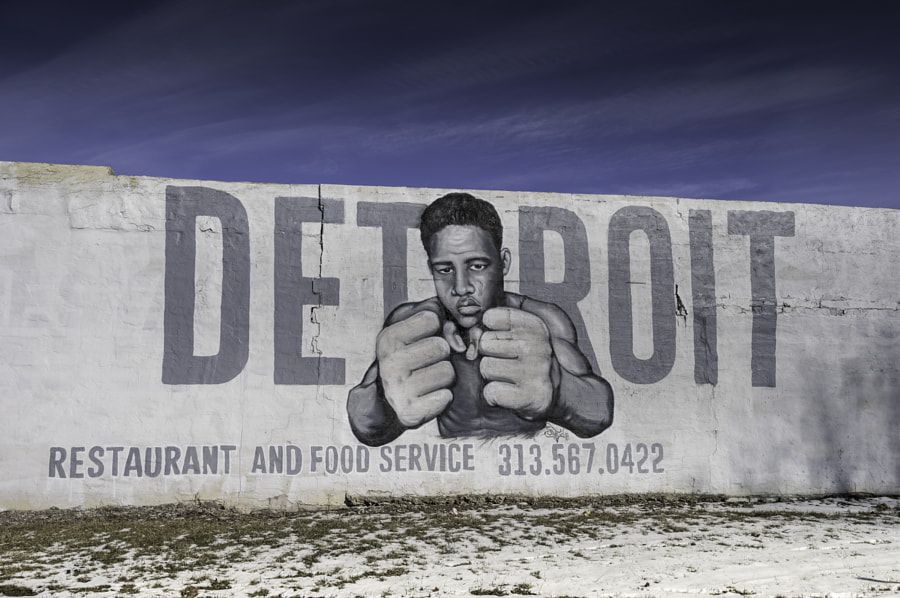 Detroit Restaurant and Food service by Joseph  Heroun on 500px.com